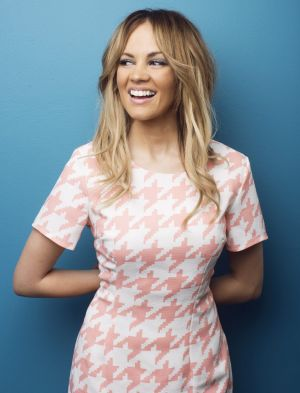 Singer Samantha Jade will be performing at the Australia Day Eve concert.