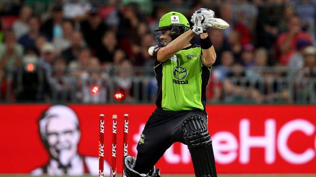 Not surprised: Thunder all-rounder Shane Watson.