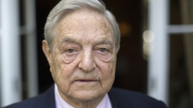 """Soros nearly doubled down on his bearish bet, with his firm holding """"put"""" options on 4 million shares in an ..."""