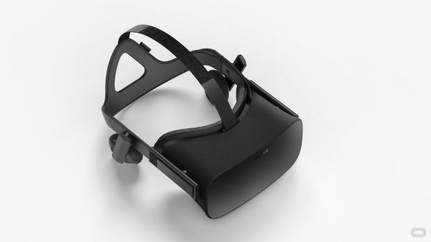 The consumer version of the Oculus Rift.
