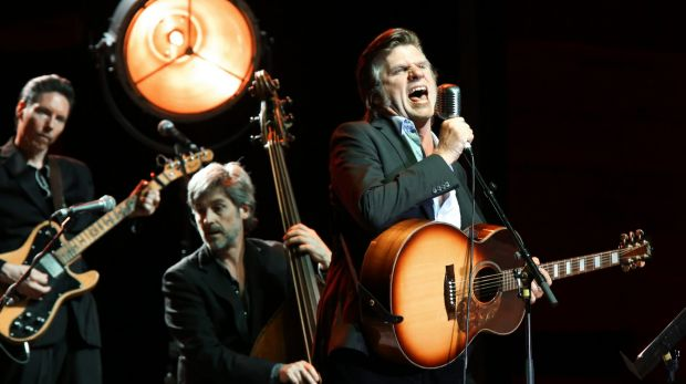 Tex Perkins and the Tennessee Four are taking their Far From Folsom show to Melbourne Zoo.