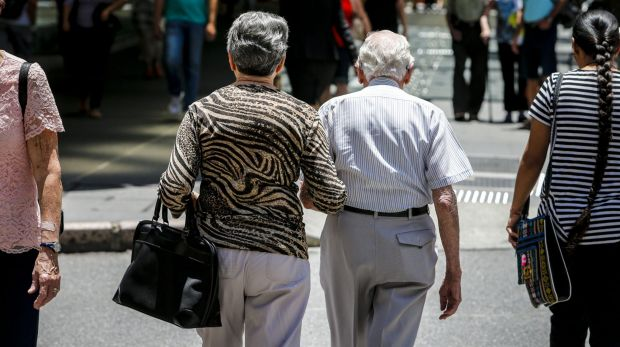 The cost of the ageing of the population will overwhelm our existing tax base.