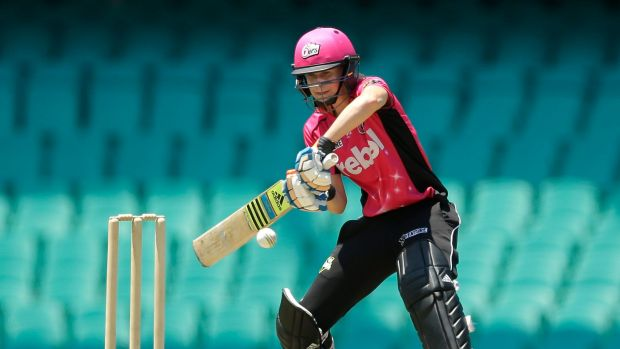 Eye on the finals: Ellyse Perry.