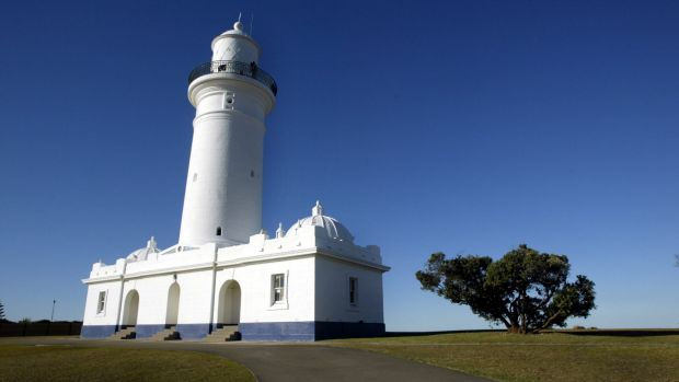 Macquarie Lighthouse, Vaucluse.