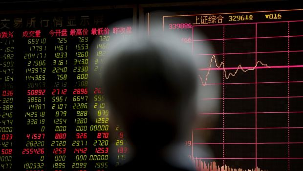 Beijing looks set to tighten its grip on financial markets.