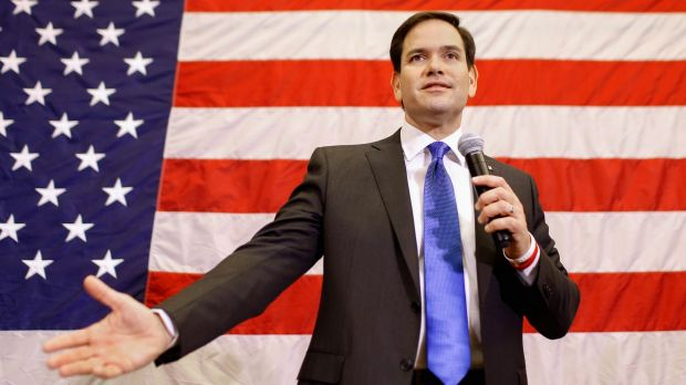 Senator Marco Rubio is viewed by political analysts as one of the biggest winners on Monday.