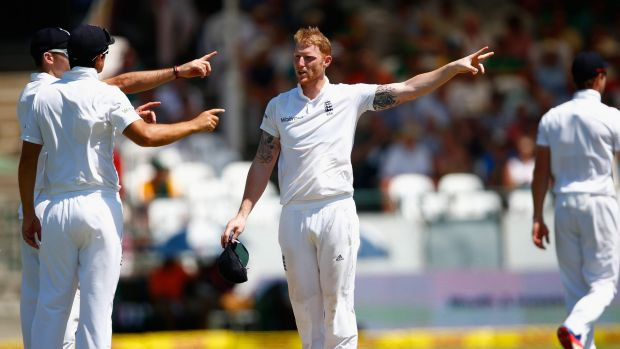 This way to the top: England star Ben Stokes has attracted a stunning comparison from all-time great Ian Botham.