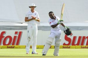 Not before time: Temba Bavuma's century was 127 years in the making.