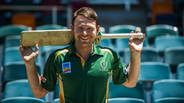 Experienced: Former WA and Tasmania batsman John Rogers will make his return for the ACT Comets on Monday.