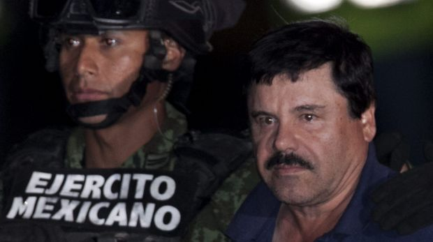 "The US is seeking the deportation of Mexican drug lord Joaquin ""El Chapo"" Guzman. His escape deeply embarrassed the ..."
