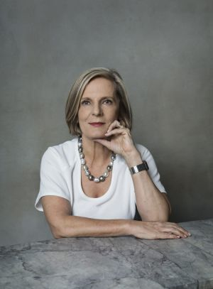 Australia's First Lady Lucy Turnbull.