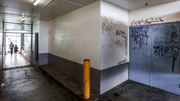 Box Hill station has not had a refurbishment since opening in 1985.