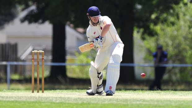 Eastlake batsman Ashley Meek scored 66 to help his team beat Queanbeyan on Sunday.