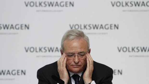 New headaches for Volkswagen chief executive Martin Winterkorn: many developers reportedly were involved in creating the ...