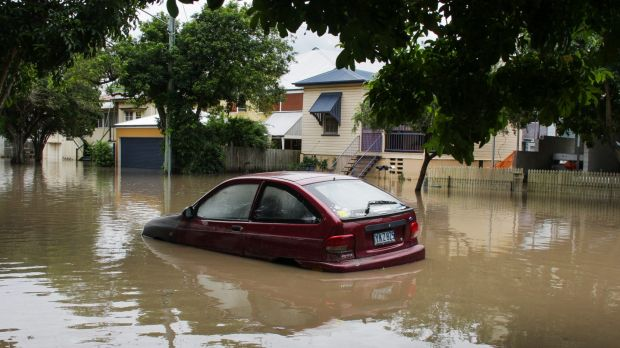 In the future our cars may be able to detect which roads are accessible in extreme floods.
