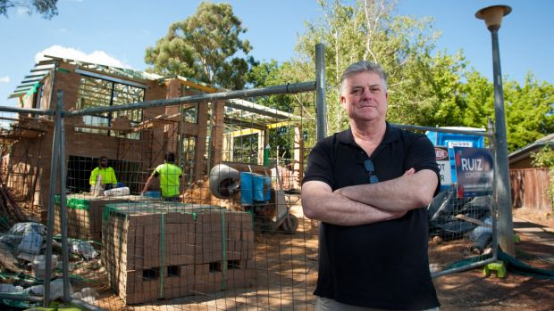 Mr Fluffy home owner, Ray Roberts, has refused to take part in the government buyback and has paid for his own ...