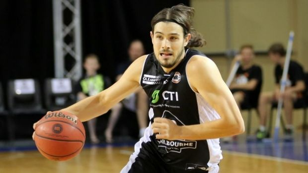 Ready for finals: Melbourne United's Chris Goulding.