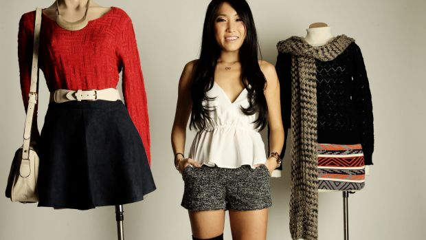 Jane Lu founded Showpo, which has built up a 306,000-strong customer database since 2010.