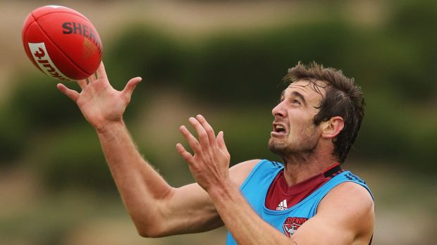 David Zaharakis is not sure if Jobe Watson will return to football after his ban.