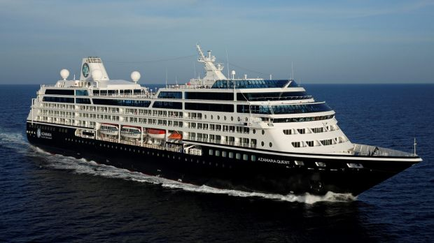 Azamara Quest started its maiden voyage in Cairns and will reach its destination in Sydney by January 15.