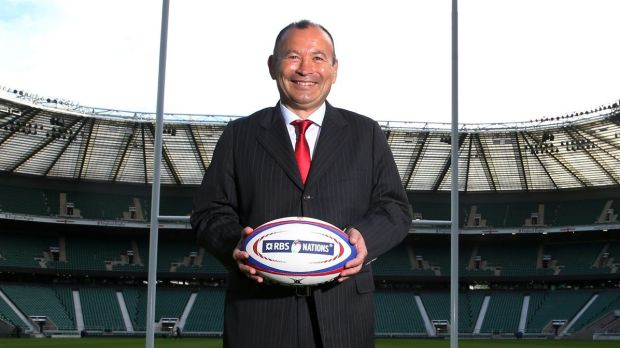 """Everyone's entitled to their opinion, but at the end of the day the players select themselves"": Eddie Jones."