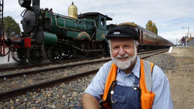 President Peter Anderson says the ACT branch of the Australian Railway Historical Society will have to make difficult ...