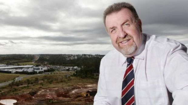 Acting Ipswich Mayor Paul Tully blamed state governments for the waste situation.