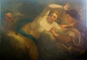 A painting seized in Istanbul is believed to be the work of Flemish artist Anthony van Dyck.