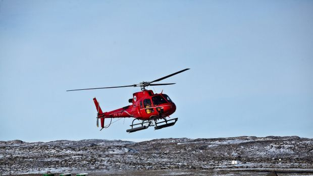 Canadian pilot David Wood was flown to the medical facility at Davis station but died of his injuries.