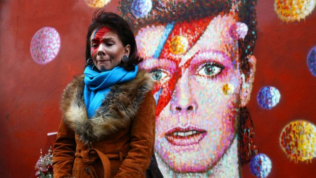"David Bowie: ""A true innovator when it came to music and art""  says Qantas Airways chief executive Alan Joyce."