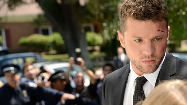 Prime suspect: The US version of 'Secrets and Lies' stars Ryan Phillippe as Ben Crawford.
