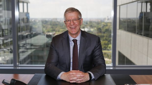 AFIC managing director Ross Barker says the LIC did a bit of trimming to the banks because of its big exposure there and ...