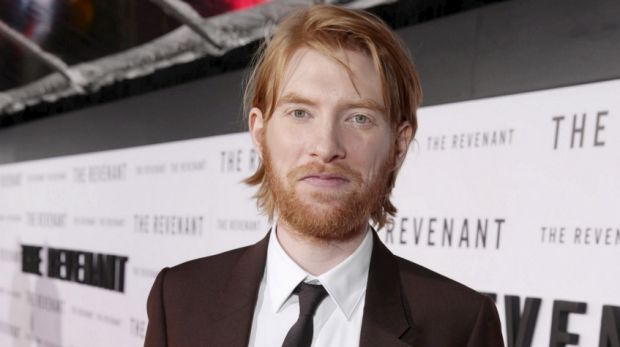 Domhnall Gleeson co-stars in survival epic <i>The Revenant</i>. It's the latest acclaimed release in a huge year for the ...