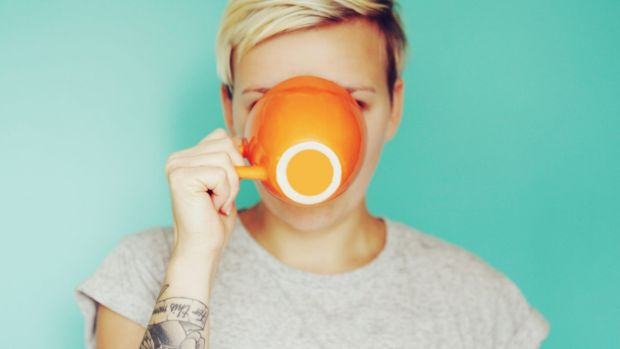 It makes a difference to your mood: Savour your morning cuppa.