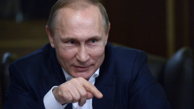 The story of the last years has been one of Vladimir Putin's steady descent from a leader welcomed and even feted around ...