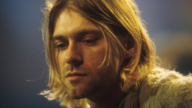 Kurt Cobain's death at the height of his fame shocked the world.