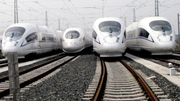 By reducing the journey between Sydney and Canberra to 40 minutes, high-speed rail would make it attractive for ...