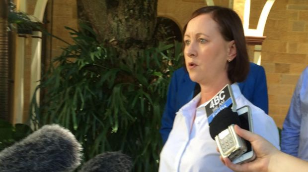 Attorney-General Yvette D'Ath says there would still be a trigger to go to an election if a minority government was ...