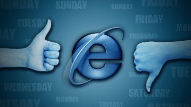 Internet Explorer is dead. Long live Internet Explorer (uh, I mean Microsoft Edge).