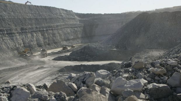Concerns of activists heard: Coal miners will face less strict environmental management conditions.