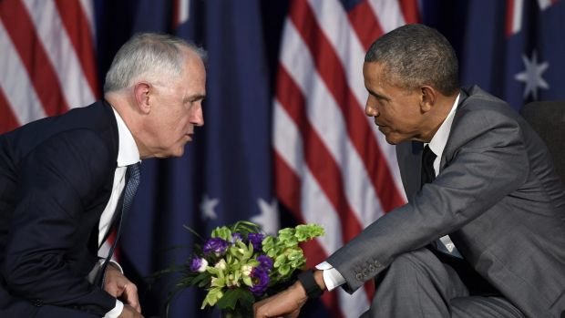 Prime Minister Malcolm Turnbull meets President Barack Obama in Washington next week.