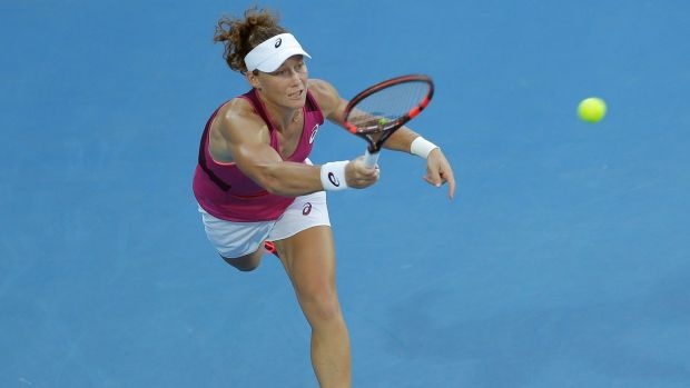 Sam Stosur has moved up in the rankings.