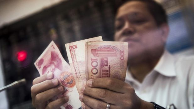 The weakening exchange rate and declining share markets in China have fuelled global turmoil.