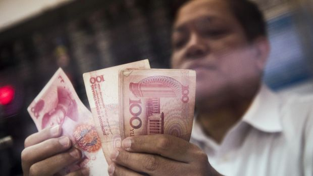 The Chinese central bank has reportedly eased some capital controls.