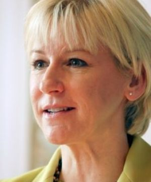 Swedish Foreign Minister Margot Wallstrom's call for an inquiry into whether Israeli forces are guilty of extrajudicial ...