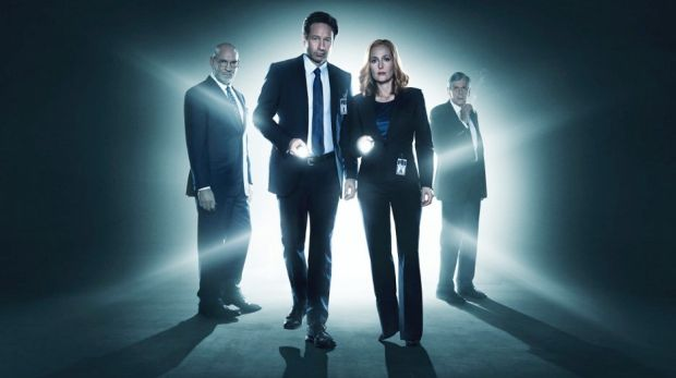 Mulder and Scully are back, but you'll have to wait if you want to see them on Ten.