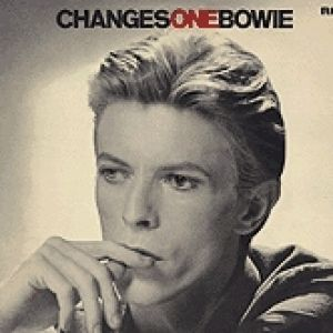 The Bowie compilation album Changesonebowie released in 1976.