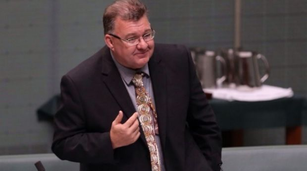 Craig Kelly may run as an independent if he loses.