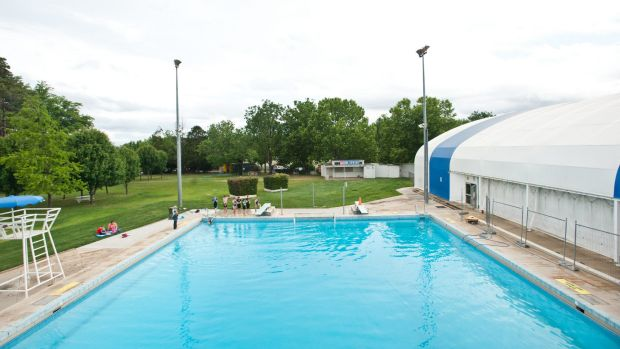 Civic Pool will celebrate its 60th birthday this January.