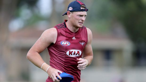 'Obvious choice': Brendon Goddard.